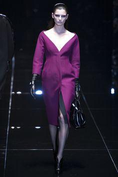 Gucci Fall 2013 Ready-to-Wear Fashion Show - Daria Strokous