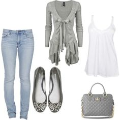 Denim and Grey