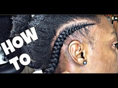 How To: Feed In Cornrows [Video] - http://community.blackhairinformation.com/video-gallery/braids-and-twists-videos/feed-cornrows-video/