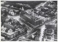 Der Hermannplatz 1935; Foto: Museum Neukölln