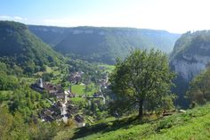 Walking Holiday in Jura, France - Guided - Jura Discovery: Wine Trails & Medieval Villages Walking Holiday, Medieval Town, Alps, Discovery, Trail, Waterfall, France, Explore, Mountains