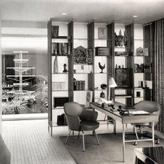Alexander Girard -Hallmark guest apartment - 1962