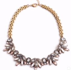 Charlotte Vintage Inspired Statement Necklace  #Dillynnmiles #Statement