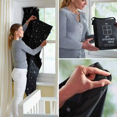 Enter to win a Gro Bundle from The Gro Company, including a portable blackout curtain, sleep sacks and swaddle (value $200) - #contest #giveaway #win