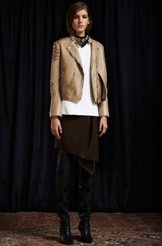 LAYERS TREND FOR FALL 2013 | Lim Pre Fall Collection 2013 for Women