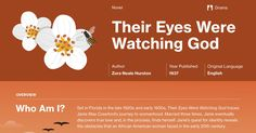 their eyes were watching god theme Taking jobs where she could find them their eyes were watching god was adapted for a 2005 film of the same title by oprah winfrey's harpo productions.