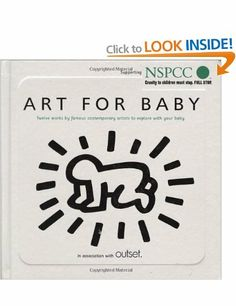 Art for Baby: Amazon.co.uk: Various: Books