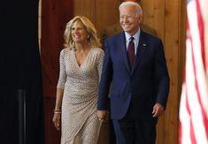 Famous Celebrity Couples, Famous Celebrities, Famous Couples, True Love Couples, Jill Biden, The Joe, Presidential Candidates, Donald Trump, Husband