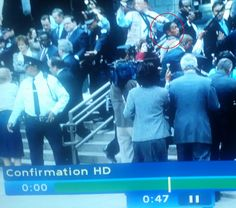 Temba on HBO's Confirmation - Press / Paparazzi