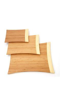 Stylish Bamboo Cutting Boards.