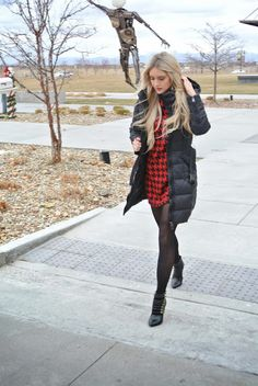 Outfits That Prove Puffer Coats Can Look Stylish   StyleCaster
