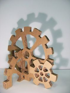 Cardboard Sculpture design