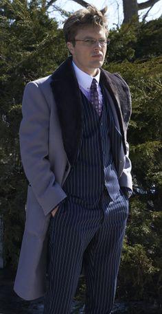 Hannibal / Michael Pitt as Mason Verger