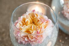 Sand and flowers centerpieces DIYYOU MAY ALSO LIKE