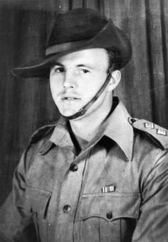 George Arthur Knowland was awarded the Victoria Cross for running ammunition during WWII