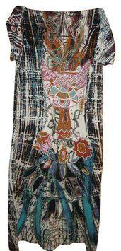 Legatte short dress Multicolored on Tradesy
