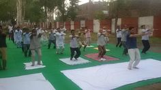 camp with blessings of yoga guru baba Ramdev World Yoga Day, Baba Ramdev, International Yoga Day, Blessings, Blessed