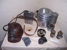 coal mine tools