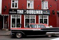 Pub. Reykjavik, Iceland