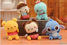 I want them all! If only I knew where to get them.....