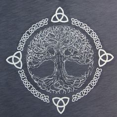 Tree of LIfe Close up This migt be it!!!! #celtic #tattoos