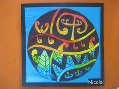raewyn harris - Google Search Art Maori, Special Needs Art, Summer Camp Art, Maori Patterns, New Zealand Art, Art Terms, Nz Art, Teaching Art, Teaching Boys