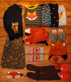 My Fox Clothing Collection