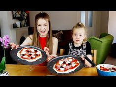 Making Homemade Pizzas!