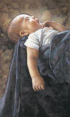 peaceful sleep..