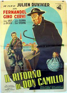 Il ritorno di Don Camillo (Movie).