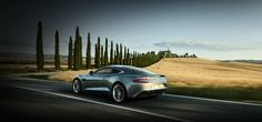 Aston Martin - The New Vanquish