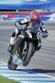 Attack Performance AMA superbike