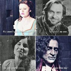 For who could ever love a Beast? #Rumbelle #OUAT