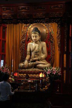 sanghai jade (smaragd) buddha