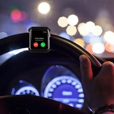 The Satechi Apple Watch Grip Mount provides a place to clip in and attach your Apple Watch to a steering wheel or bicycle handlebar, allowing easy and hands-free access to your device. Maserati, Bugatti, Apple Watch Accessories, Car Accessories, Audi, Apple Watch Iphone, Android Watch, Apple Watch Series 2, Apple Watch Hacks