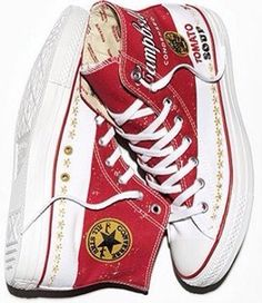Converse Chuck Taylor All Star Campbell's Soup High Tops