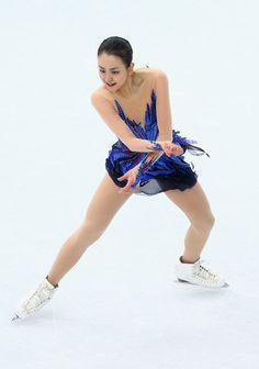 Mao Asada #Sochi2014 #FigureSkating