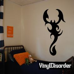 Scorpion Wall Decal - Vinyl Decal - Car Decal - DC040