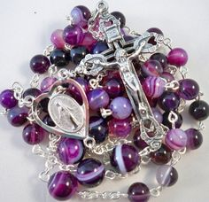 Love purple.  Perfect for lent.