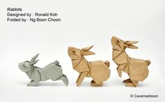 The Beauty of Origami