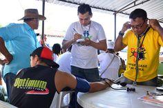 Primeira ação da campanha de prevenção atende trabalhadores na Feira do Produtor #pmbv #boavista #prefeituraboavista #roraima