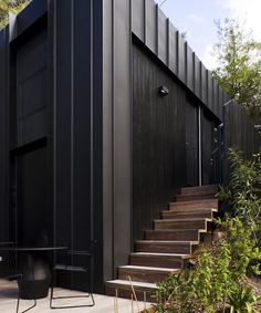 19 Ideas Exterior Cladding Modern Black House For 2019 Architecture Durable, Houses Architecture, Residential Architecture, Architecture Design, Seattle Architecture, Black Architecture, Computer Architecture, Installation Architecture, Design Exterior