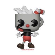"""Funko is excited to introduce more product for therun and gun side scrolling video game Cuphead! Now featured as Funko plush and Pop! Plush: Cuphead S1Featured with their own stylized look, brothers Cuphead and Mugman are now yournew favorite plush toy! Don't forget about their debt to the Devil! The Devil is now featured as an adorable soft plush.Each plush is roughly 8"""" tall.Add them to your collection this Winter! Coming in February!Pop! Games: Cuphead S1This series of Pop! vinyl features…"""