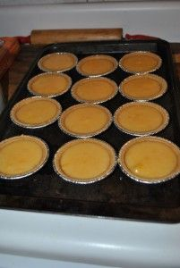 MINI HOMEMADE ORANGE PIES FOR MY SUNDAY SCHOOL CLASS http://cookingwithserena.com/?p=40274