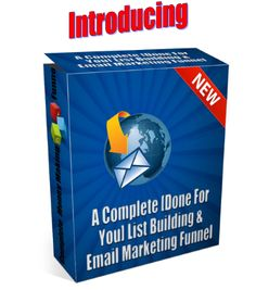 [Done For You List Building Funnel] We did all the Dirty Work- You Concentrate on Making Money!...