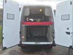LWB Hi Top Camper Campervan Conversion into yr OWN Van LDV Transit Boxer Ducato