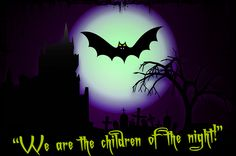Children Of The Night (Version 04) - 2014 Collection © stampfactor.com