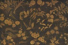 国宝 浮線綾螺鈿蒔絵手箱 一合   鎌倉時代 13世紀 サントリー美術館