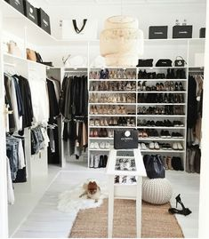 Enviable closet space: How to turn your spare room into your dream walk-in wardrobe (on a budget). Master Closet, Closet Bedroom, Closet Space, Spare Room Walk In Closet, Teen Closet, Glam Closet, Entryway Closet, Wardrobe Room, Walk In Wardrobe