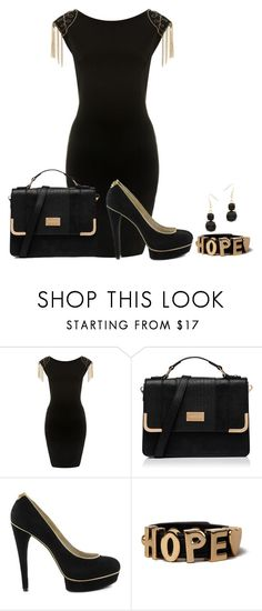 """""""Never Lose Hope"""" by sherbear1974 ❤ liked on Polyvore featuring Jolie Moi, Forever New, MICHAEL Michael Kors and Akira"""